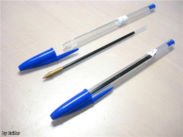 Ручки самые дешевые